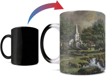 Lighthouse Color Changing Ceramic Mug
