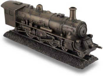 Locomotive Engine Statue