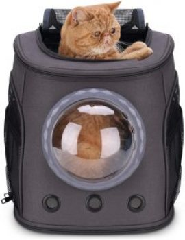 Lollimeow Large Cat Backpack