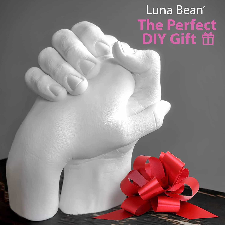 1. Luna Bean Keepsake Hands Casting Kit