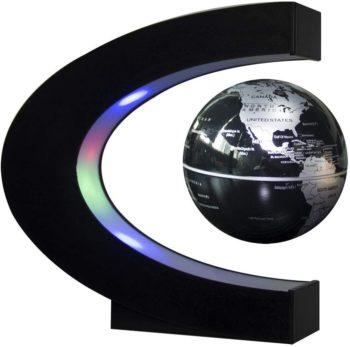 Magnetic Levitation World Map