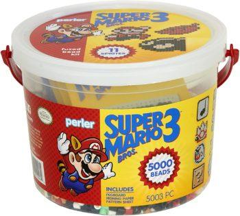 Mario Bead Bucket