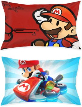 Mario Pillowcase