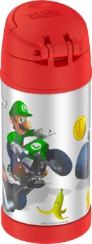 Mario Water Bottle