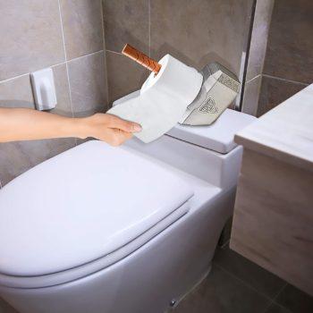 Marvel's Toilet Paper Roll