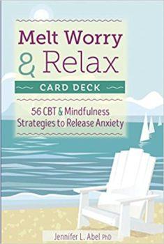 Melt Worry & Relax Card Deck