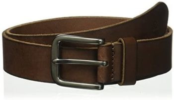 Men's Classic Leather Jeans Belt