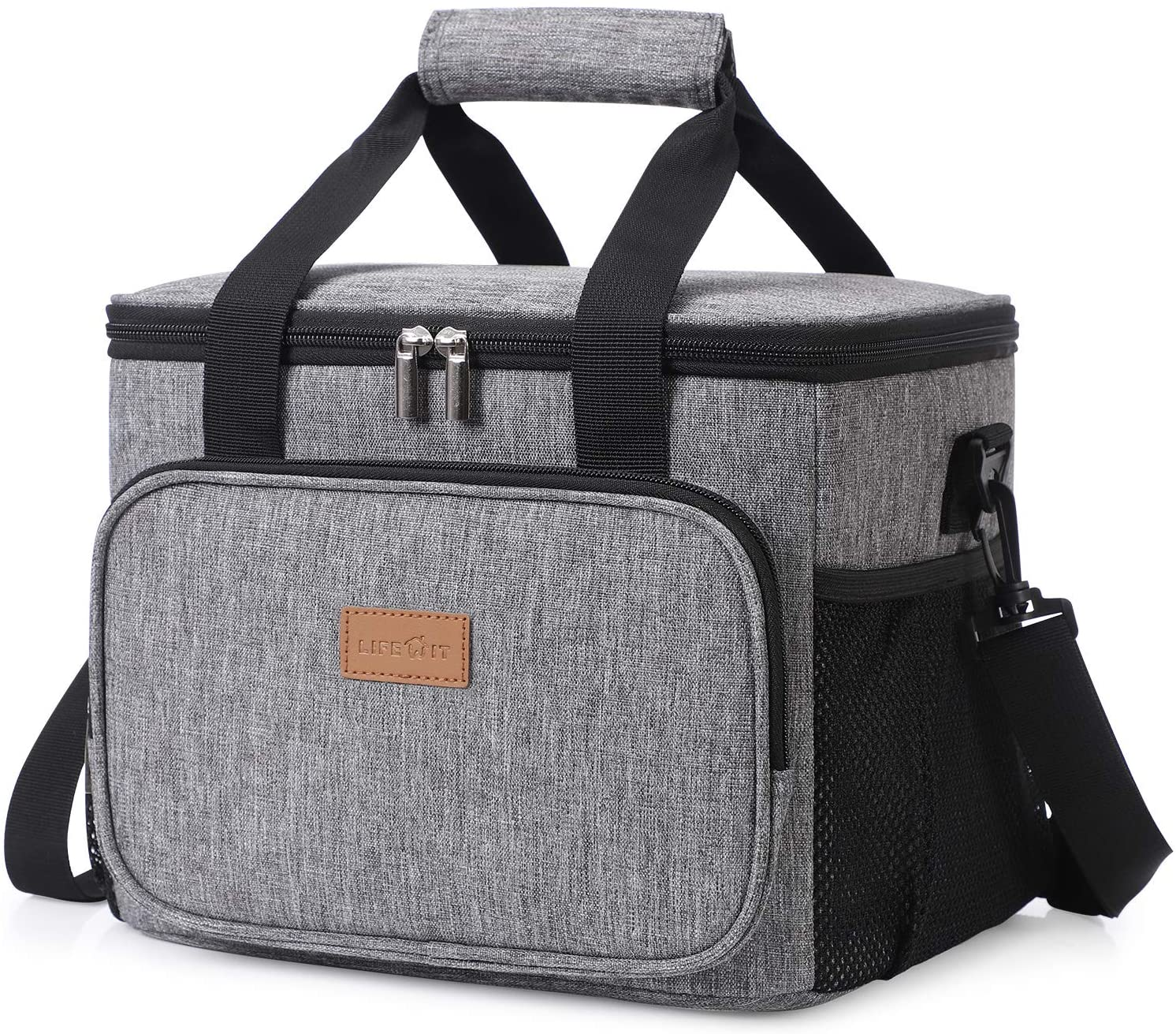6. Men's Insulated Lunch Bag