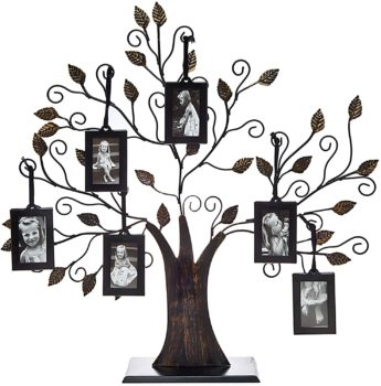 Metal family tree picture