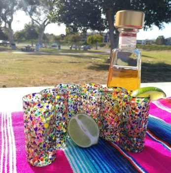 Mexican Tequila Glasses