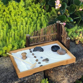 Mini Zen Sand Garden Kit