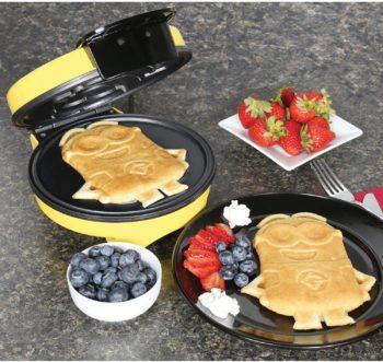 Minions Waffle Maker