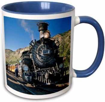 Mug for Train Lovers