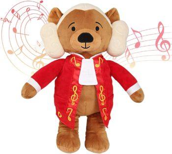 Musical Teddy Bear for Kids