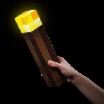 My World Light Up Torch