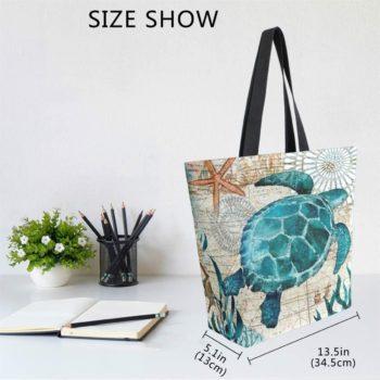 Naanle Tote Casual Shoulder Bag Handbag Gift