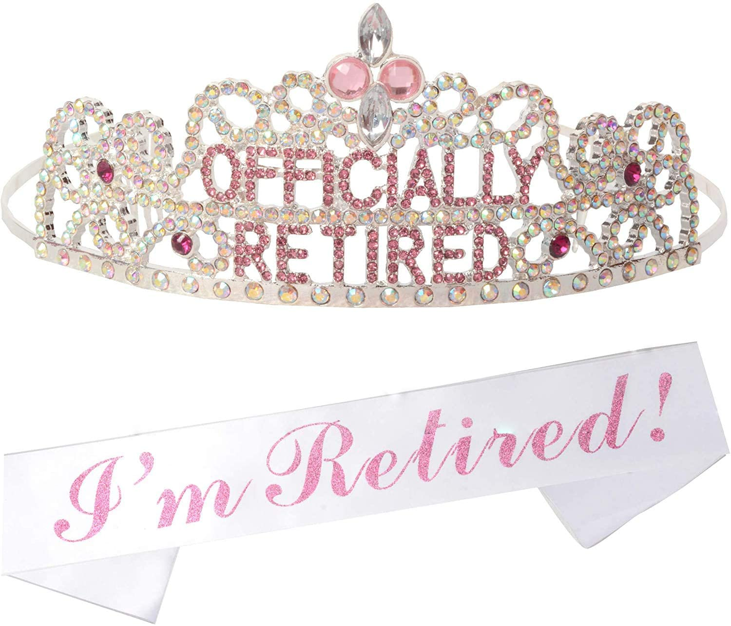 9. Officially Retired Crown