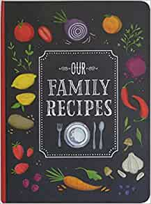2. Our Family Recipes Journal