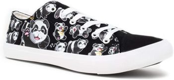 Panda Bear Sneakers