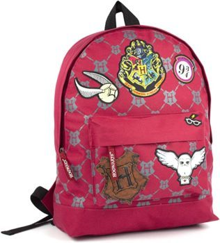 Patch Badges Backpack