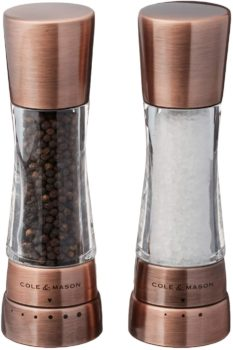 Pepper Grinder Set