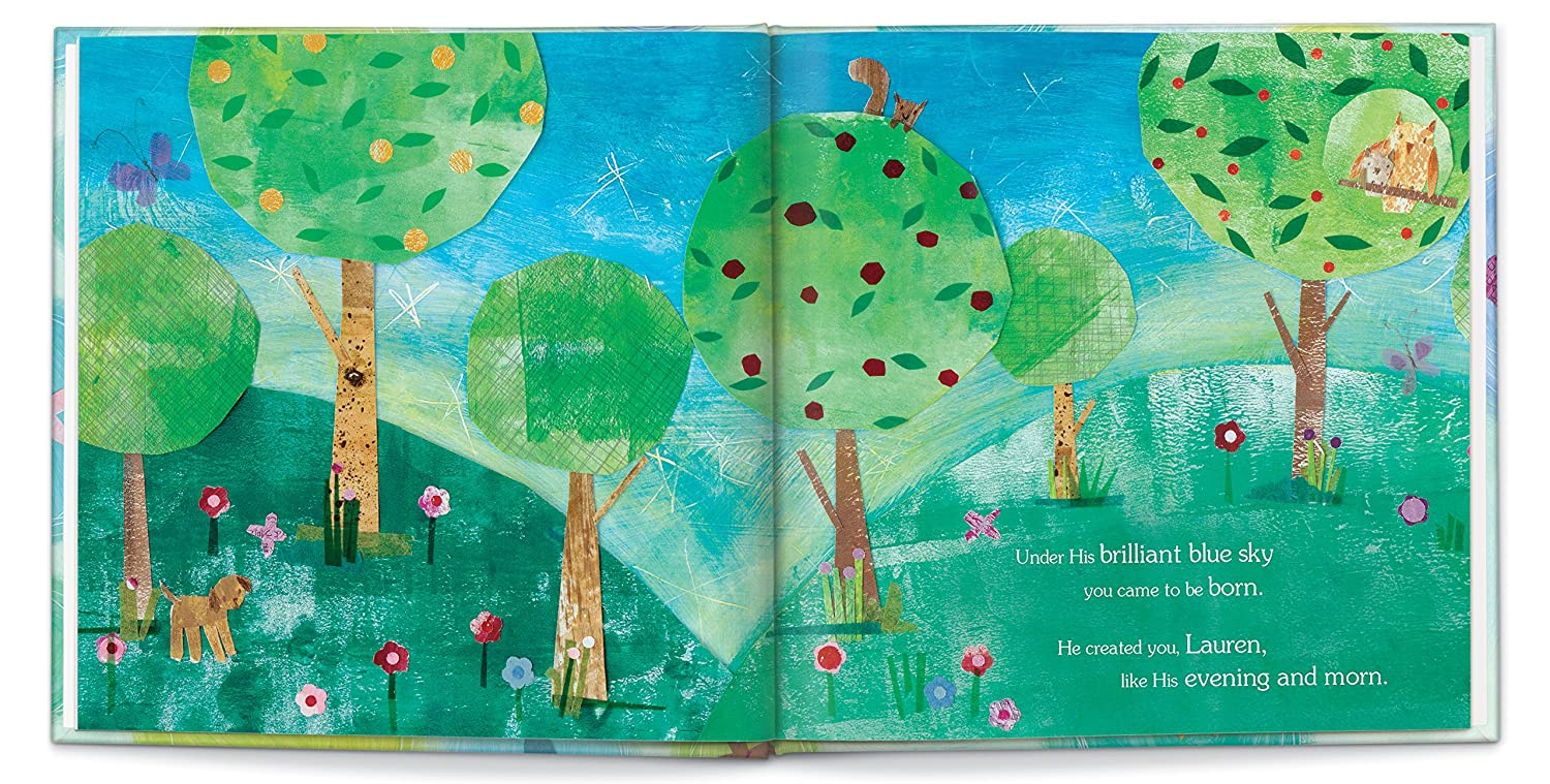 5. Personalized Book