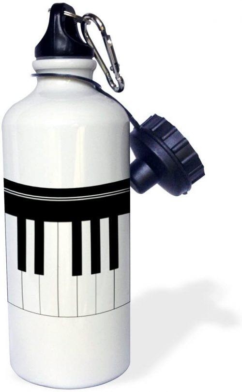 5. Pianist sports water bottle
