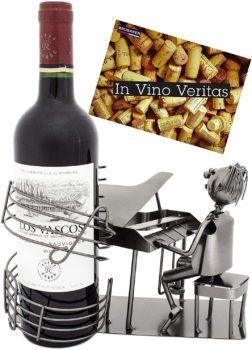 Piano Sculpture – Wine Bottle Holder