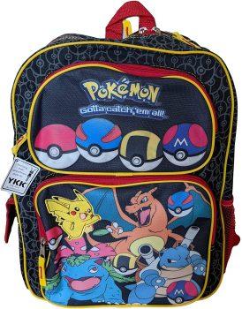 Pikachu 16″ Backpack
