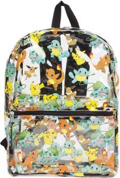Pokemon Allover Print Backpack