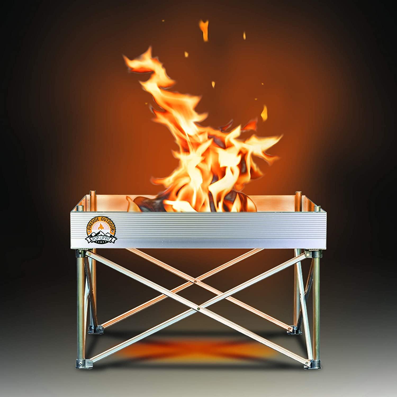 3. Portable Fire Pit