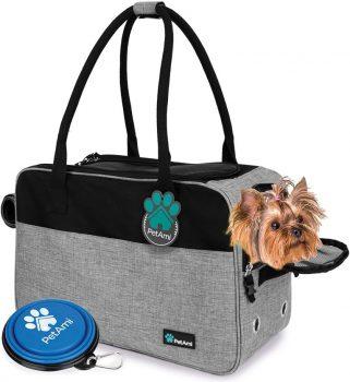 Portable Stylish Pet Travel Handbag