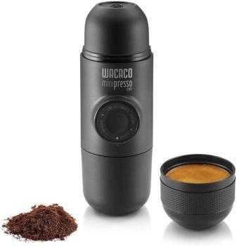 Portable espresso machine