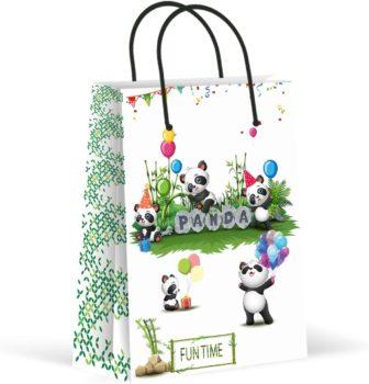 Premium Panda Party Bags