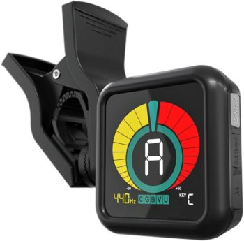 Professional Clip-On instruments Tuner