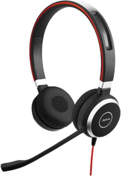 Professional wired headphones
