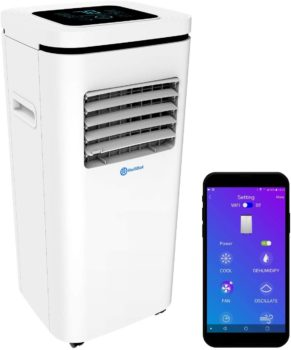 ROLLICOOL Wi-Fi Portable Air Conditioner