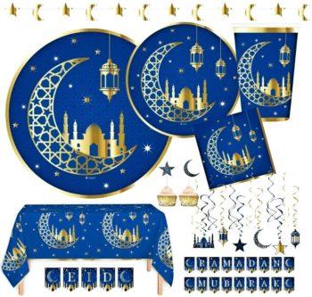 Ramadan Dinner Plate