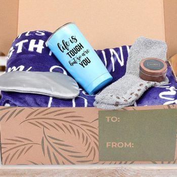 Rehab care sympathy gift baskets
