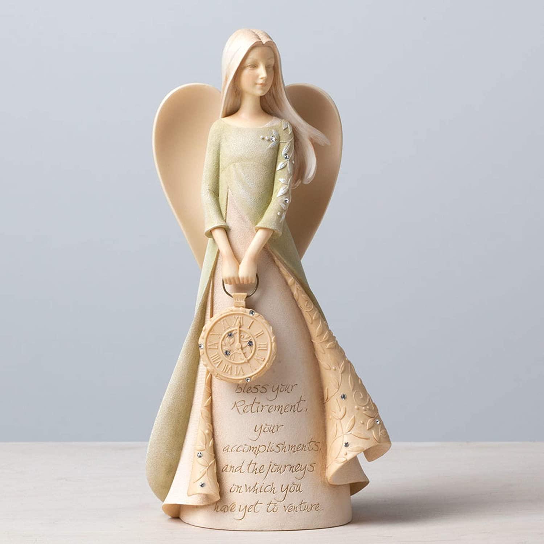 1. Retirement Angel Figurine