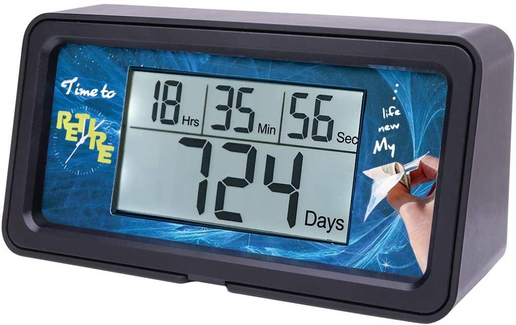 4. Retirement Clock