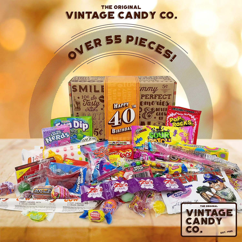 2. Retro Candy Gift Set