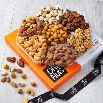 Roasted Nut Gift Basket