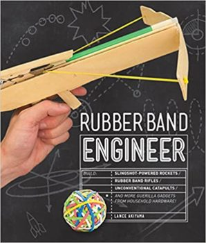 Rubber Band Engineer Paperback