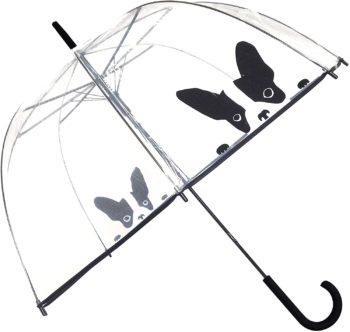 SMATI transparent umbrella