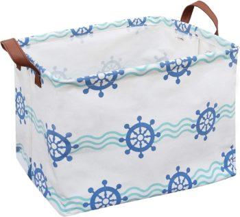Sanjiaofen Rectangular Fabric Storage Bin