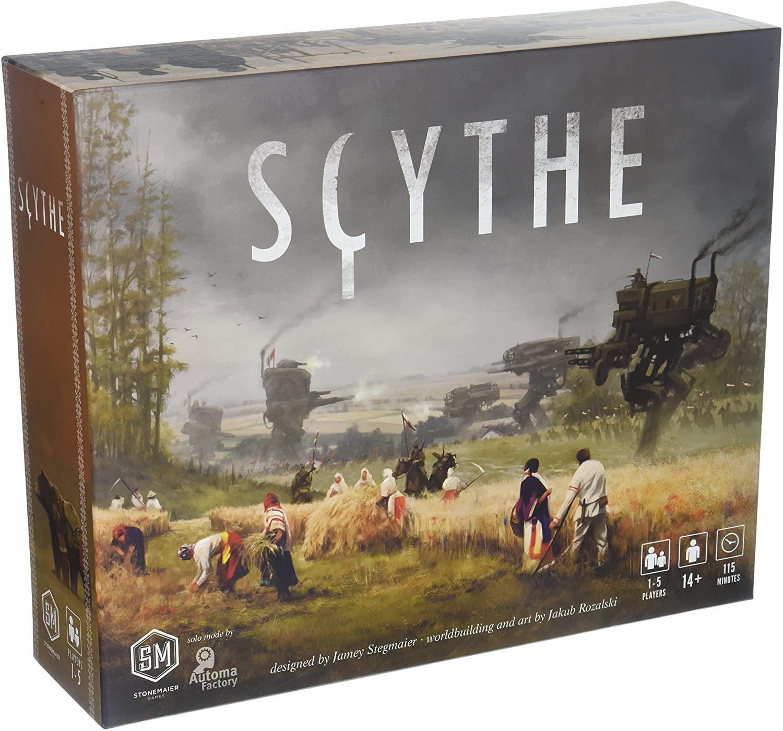 5. Scythe Board Game