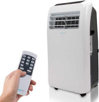 Serene Life SLPAC8 Portable White Air Conditioner