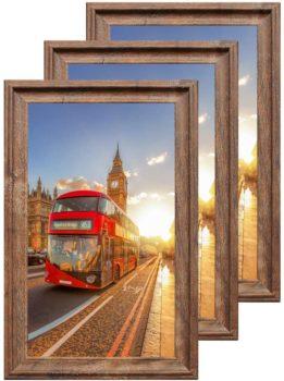 Set of Rustic Poster Frames