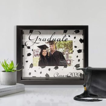 Shadowbox Picture Frame